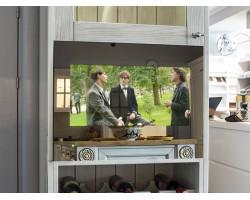 Встраиваемый Smart телевизор для кухни AVS240KS (Magic Mirror)