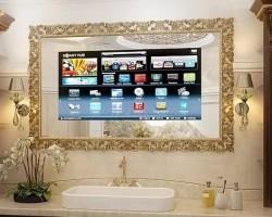 Телевизоры в зеркале